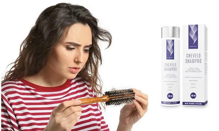 Chevelo Shampoo от косопад: погрижете се за косата си още днес!