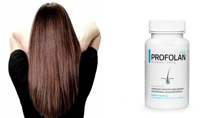 Profolan от косопад: ще ви даде гъста и блестяща коса!