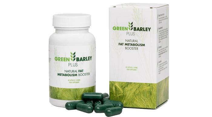 Green Barley Plus за отслабване: подпомага изгарянето на мастна тъкан