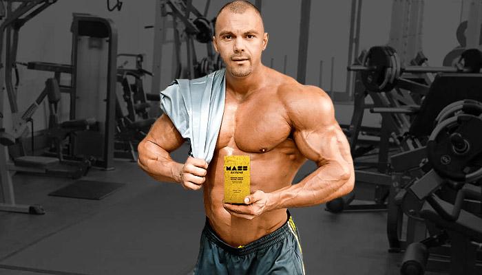Mass Extreme: единствена такава добавка, която ви е необходима за изграждане на мускулна маса