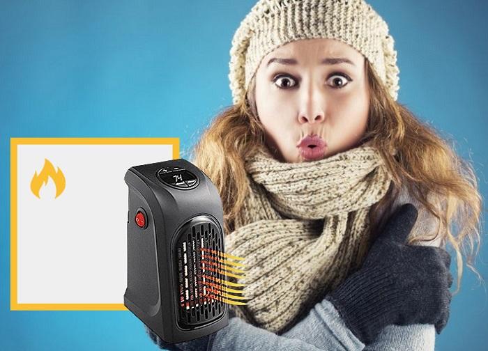 Handy heater бързо и лесно нагревател е навсякъде!